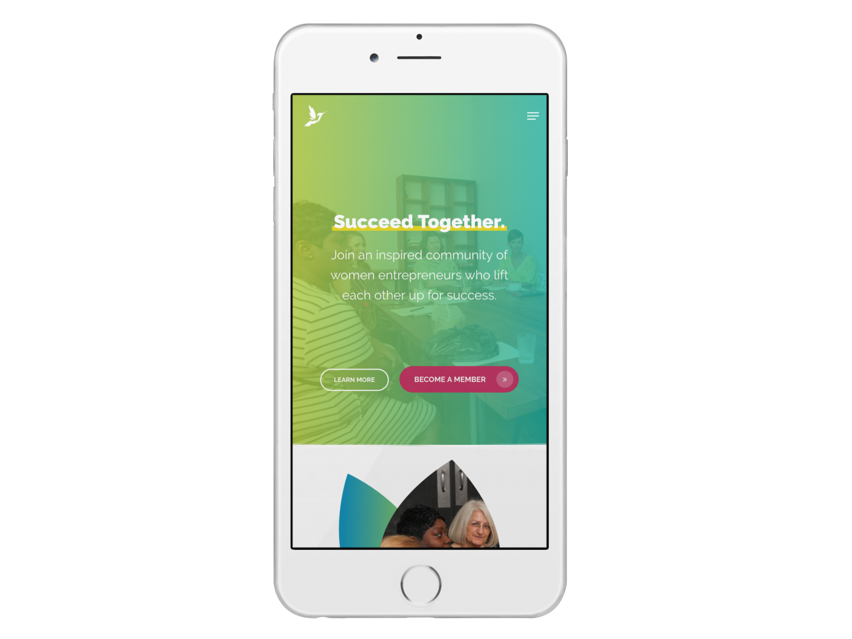 Own Your Success Mobile Version
